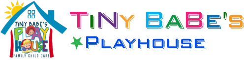 Tiny Babe's Playhouse - Logo
